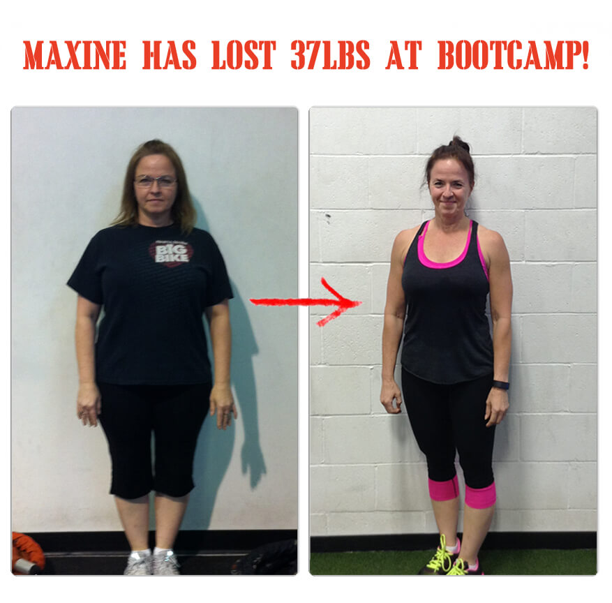 langley bootcamp, langley fitness gym, surrey bootcamp, surrey fitness gym, maxine allstar picture