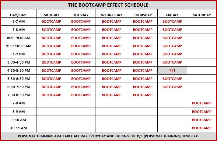 langley bootcamp, bootcamp