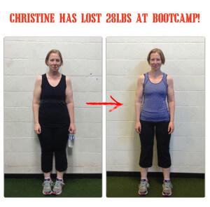christine 12 weeks