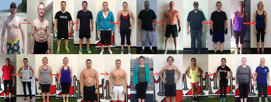 The Bootcamp Effect Gym in Langley Before & After Results