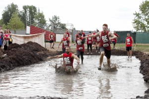 rugged maniac, obstacle course