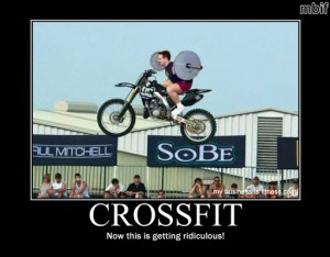 crossfit workout meme
