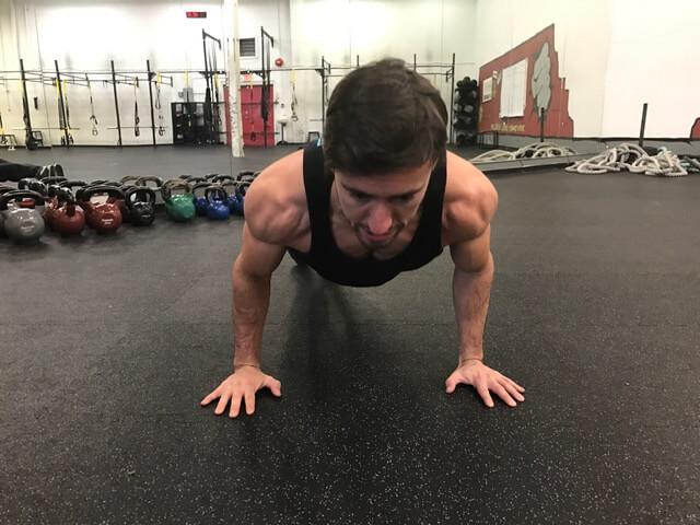 pushups, pushup, langley fitness