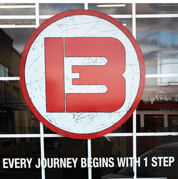 every journey begins with 1 step