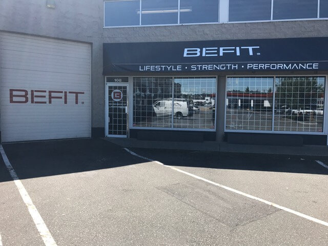 befit, langley personal trainer, langley bootcamp