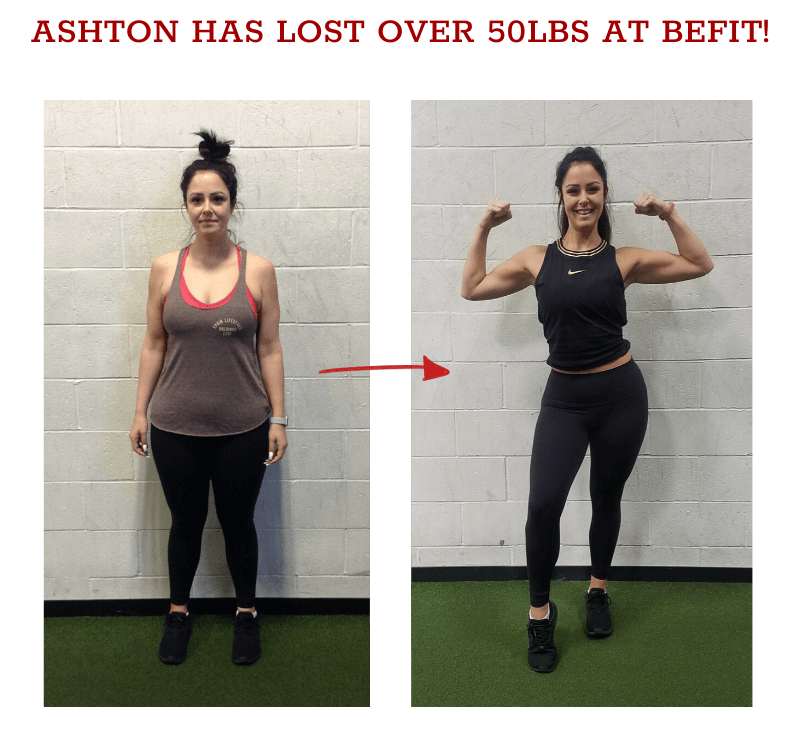 ashton weight loss langley