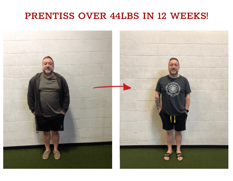 langley weight loss, biggest winner