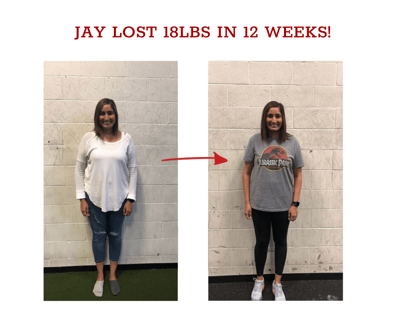 jay before and after