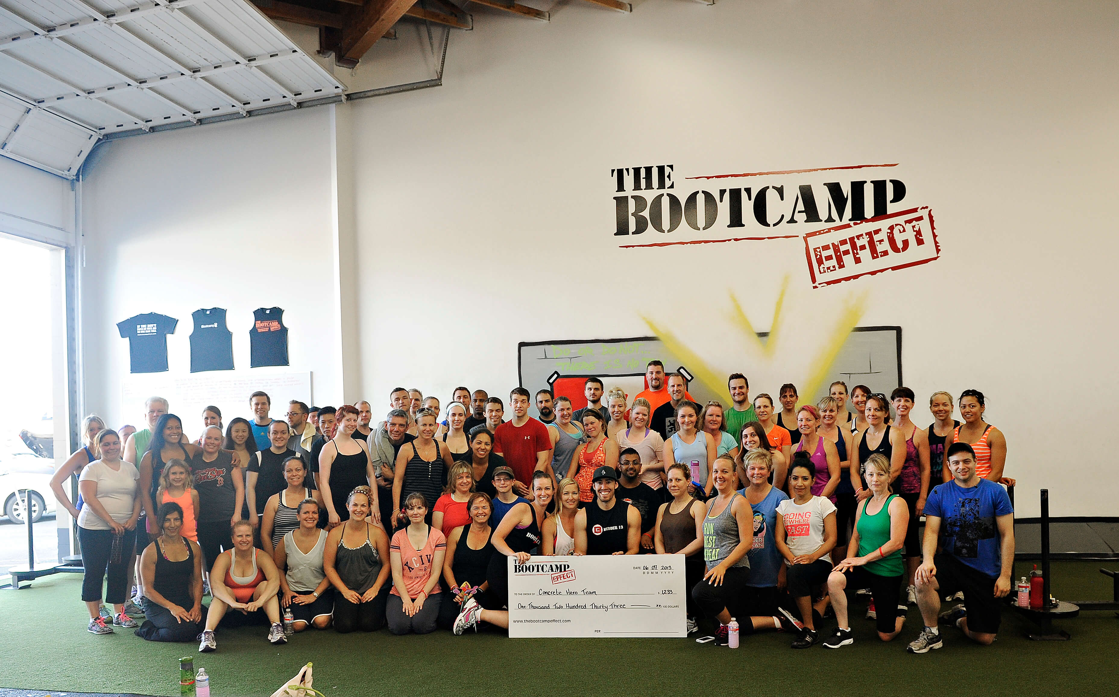 bootcamp effect group picture