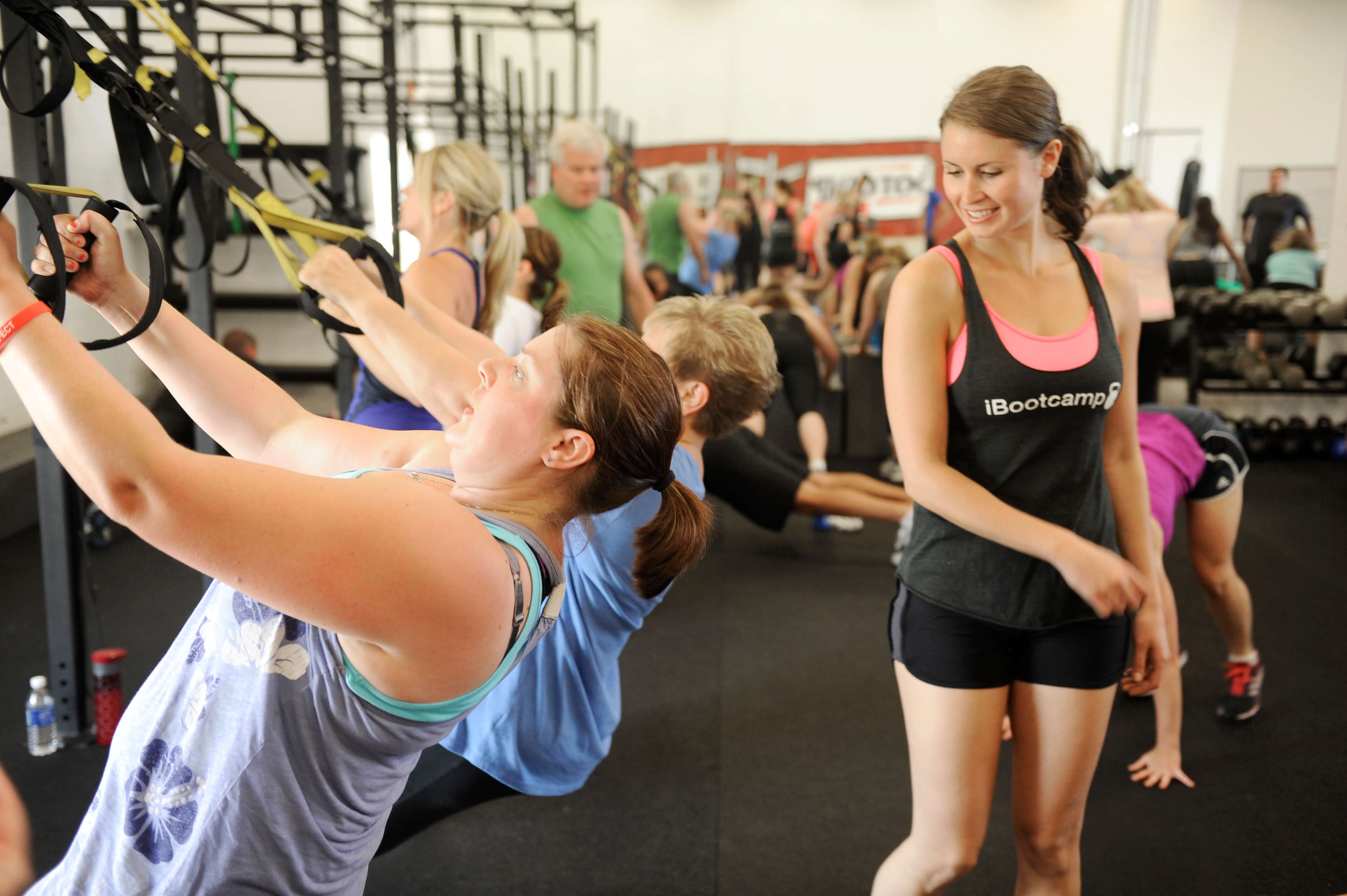 langley personal training