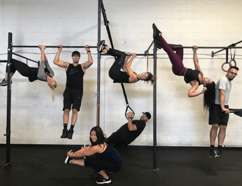 langley gym, langley personal trainers, personal training