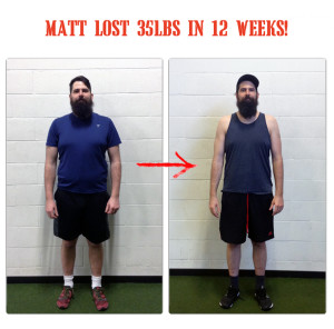 matt 12 week bootcamp langley results