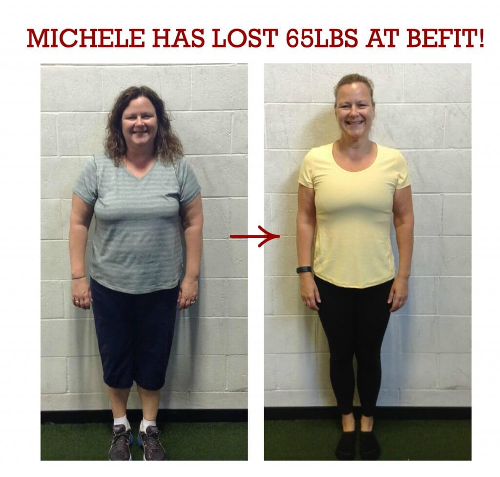 michele's bootcamp results