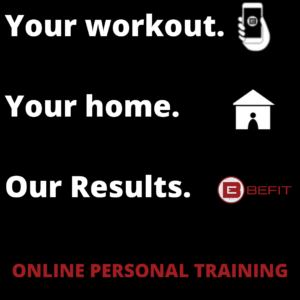 online personal training langley