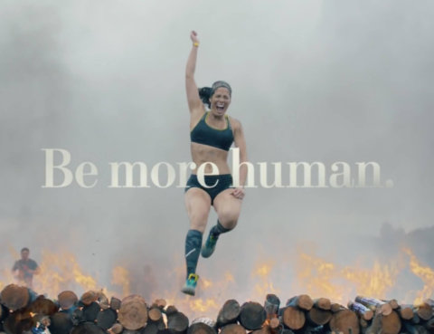 bootcamp langley, be more human