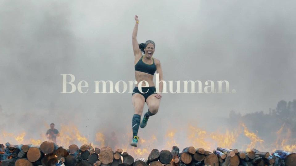 bootcamp langley, be more human
